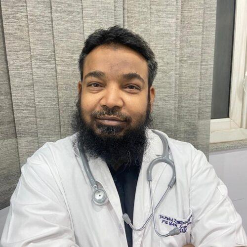 Dr. Md. Zakir Mohiuddin Owais
