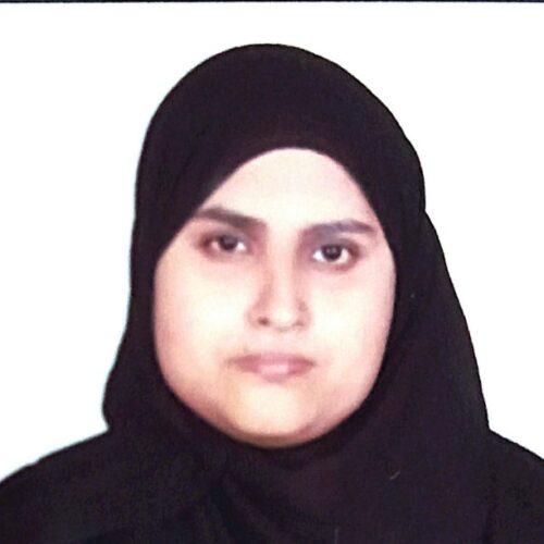 Dr. Asiya Ameen