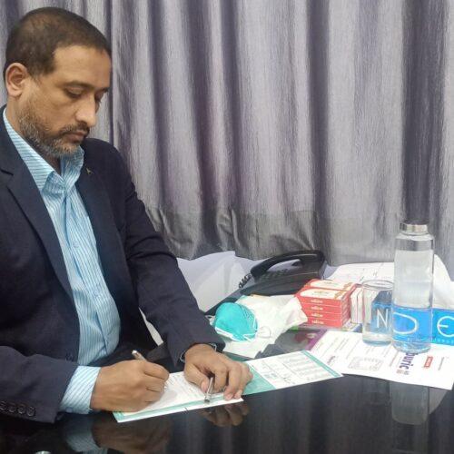 Dr Aleemuddin